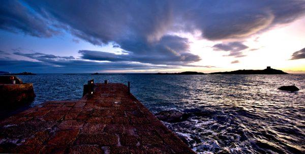 Dalkey Island to Howth Head